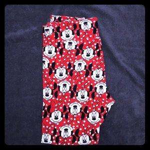 LuLaRoe Minnie Mouse Leggings